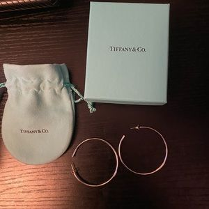 Tiffany large 2in hoops